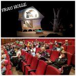 """Theaterbesuch: """"Frau Holle"""" ließ es vor den Augen der Fünftklässler schneien"""