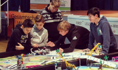 LEGO-Wettbewerb