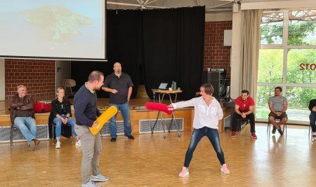 Fortbildung mit Ulrich Krämer