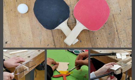 Tischtennis im Technikunterricht