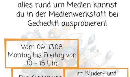 """""""Gecheckt"""" im Jugendtreff Geisweid!"""