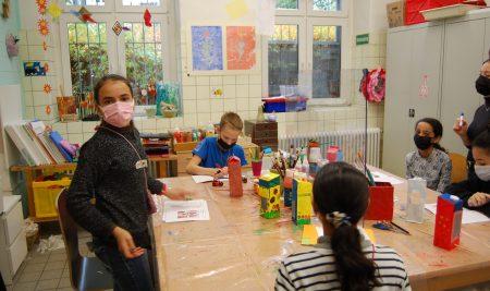 Herbstsprachcamp 2021 im Jugendtreff Geisweid